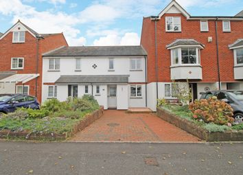 Thumbnail 3 bed terraced house for sale in Tappers Close, Topsham, Exeter