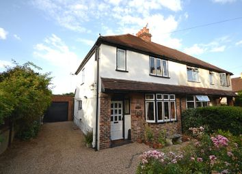 Thumbnail 3 bed semi-detached house for sale in Southwood Avenue, Ottershaw, Chertsey
