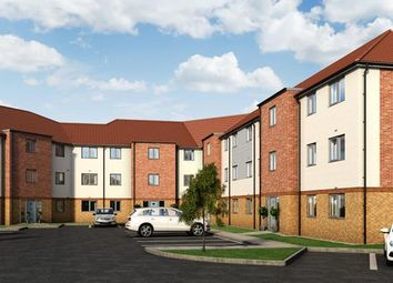 "Thumbnail 2 bedroom flat for sale in ""The Trent At Trinity South"" at Lyons Way, South Shields"