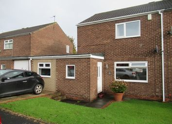 Thumbnail 3 bed semi-detached house to rent in Rosa Street, Spennymoor