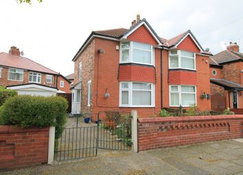 Thumbnail 2 bed semi-detached house to rent in Stuart Road, Stretford