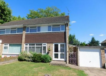 Thumbnail 3 bed semi-detached house for sale in Brackley Close, Vinters Park, Maidstone, Kent