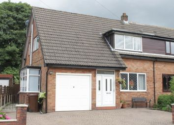 Thumbnail 3 bed semi-detached house for sale in Arden Close, Ashton-Under-Lyne