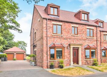 Thumbnail 5 bed detached house for sale in Cardinal Gardens, Burghwallis, Doncaster