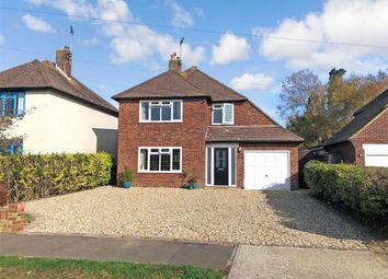 Cove Road, Rustington, West Sussex BN16. 4 bed detached house