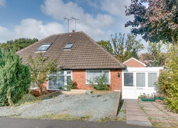Thumbnail 3 bed detached bungalow for sale in Malvern Road, Redditch