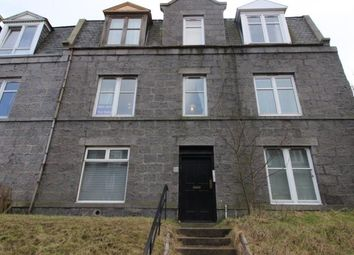 Thumbnail 1 bed flat to rent in 89 Walker Road, Top Floor Right, Aberdeen