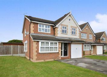 Thumbnail 4 bed detached house for sale in Pasture Avenue, Sherburn In Elmet, Leeds