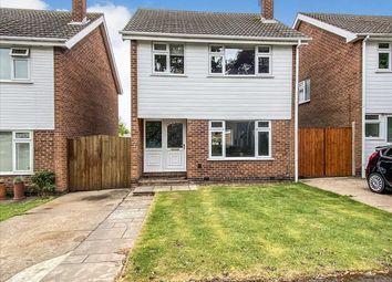 Thumbnail 3 bed detached house for sale in Beech Close, Edwalton, Nottingham