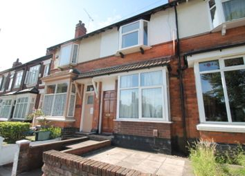 Thumbnail 5 bedroom terraced house to rent in Warwards Lane, Selly Oak