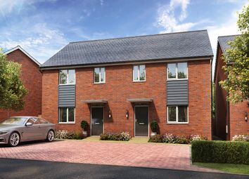 Thumbnail 3 bed semi-detached house for sale in Uttoxeter Road, Blythe Bridge, Stoke-On-Trent