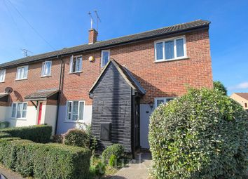 Thumbnail 3 bed end terrace house for sale in Carlyle Gardens, Billericay