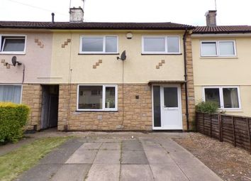 Thumbnail 3 bed terraced house for sale in Cotley Road, Mowmacre Hill, Leicester, Leicestershire