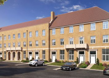 "Thumbnail 3 bed terraced house for sale in ""Officers Mess B"" at Smith Barry Crescent, Upper Rissington, Cheltenham"