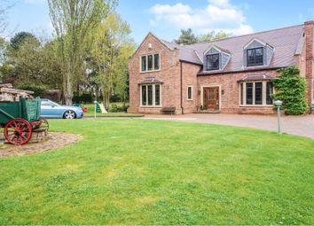 Thumbnail 5 bed detached house for sale in Great North Road, Doncaster