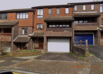 Thumbnail 4 bed terraced house for sale in Ashbourne Square, Northwood