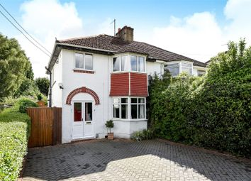 Thumbnail 3 bed semi-detached house for sale in Kennington Road, Kennington, Oxford