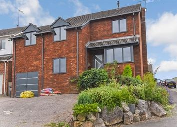 Thumbnail 4 bedroom detached house to rent in Great Hill, Chudleigh, Devon.