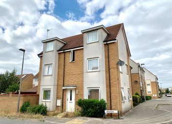 Thumbnail 4 bedroom semi-detached house for sale in Shenton, Broughton, Milton Keynes