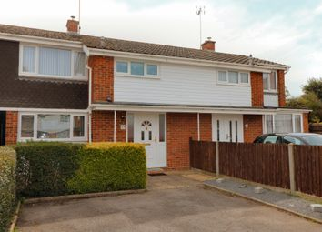 Thumbnail 3 bed terraced house for sale in Roundhaye, Puckeridge, Ware