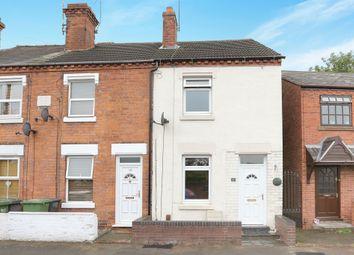 Thumbnail 2 bed end terrace house for sale in Crane Street, Kidderminster