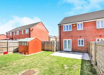 Thumbnail 3 bed semi-detached house for sale in Tempestes Way, Peterborough