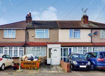 Thumbnail 2 bed terraced house for sale in Woodstock Gardens, Hayes