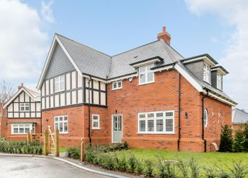 Thumbnail 4 bedroom detached house for sale in Petwood Oaks, Woodhall Spa