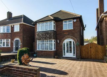Thumbnail 3 bed detached house to rent in Collins Road, Walsall Wood, Walsall