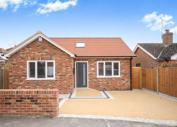 Thumbnail 2 bed detached bungalow for sale in Highfield Road, Chelmsford