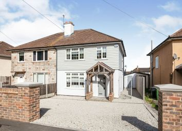 3 bed semi-detached house for sale in Hereford Road, Maidstone ME15