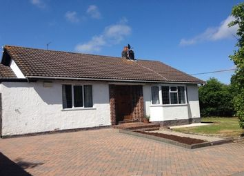 Thumbnail 3 bed bungalow to rent in The Close, Henbury, Bristol