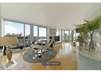Thumbnail 2 bed flat to rent in Ontario Tower, London