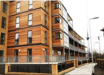 Thumbnail 2 bed flat to rent in Woodmill Road, Clapton
