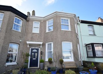 Thumbnail 3 bed terraced house for sale in Burn View, Bude, Cornwall