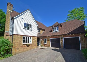 Backing Onto Woodland, Ashington, West Sussex RH20. 5 bed detached house