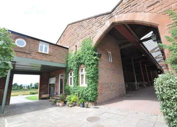 4 bed barn conversion for sale in Dawpool Farm, Station Road, Thurstaston, Wirral CH61