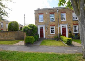 Thumbnail 3 bedroom end terrace house for sale in Bishopsteignton, Shoeburyness, Essex