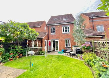 Thumbnail 4 bedroom detached house for sale in Thornborough Way, Hamilton, Leicester