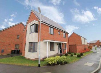Arthur Black Way, Wootton, Bedford, Bedfordshire MK43. 3 bed detached house