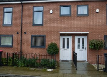 Thumbnail 1 bed terraced house to rent in Manchester Road, Swinton, Manchester