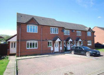 Thumbnail 2 bed terraced house for sale in Hasnett Road, Ledbury, Herefordshire