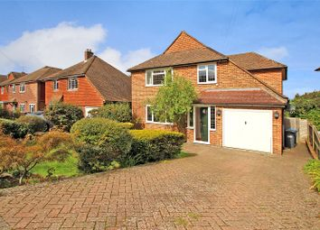 Thumbnail 4 bed detached house to rent in Meadowcroft Close, East Grinstead