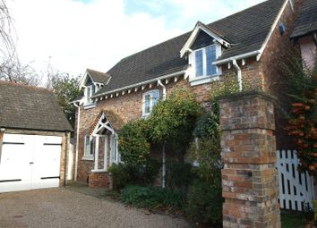 Thumbnail 4 bed detached house to rent in The Pingle, Quorn, Loughborough
