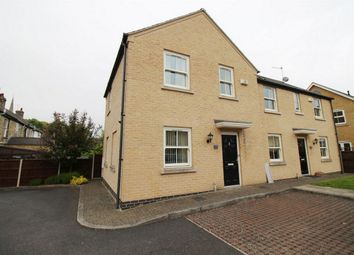 Thumbnail 3 bed semi-detached house for sale in Tannery Mews, St. Ives, Huntingdon