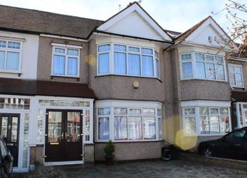 Thumbnail 3 bedroom terraced house for sale in Gants Hill, Ilford, Essex