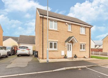Thumbnail 3 bed detached house for sale in Bloomery Circle, Newport