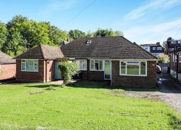 Thumbnail 3 bed semi-detached bungalow for sale in Hammer Lane, Haslemere
