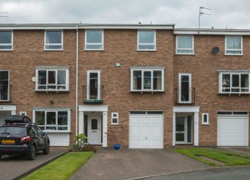 Thumbnail 4 bed town house for sale in Ashwood, Bowdon, Altrincham
