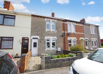 Thumbnail 2 bed terraced house for sale in West End Road, Stratton St. Margaret, Swindon